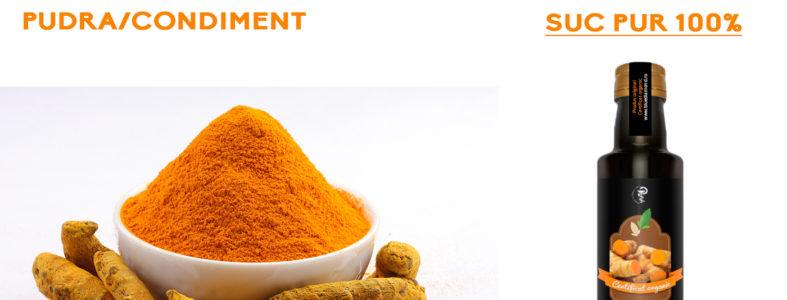 turmeric-beneficii-suc-vs-curcuma-condiment-pudra-ceai-proprietati
