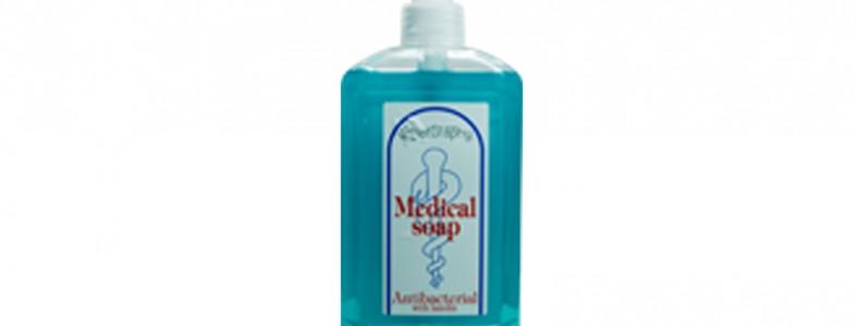 Naturaphy - Sapun lichid Antibacterian produse bio