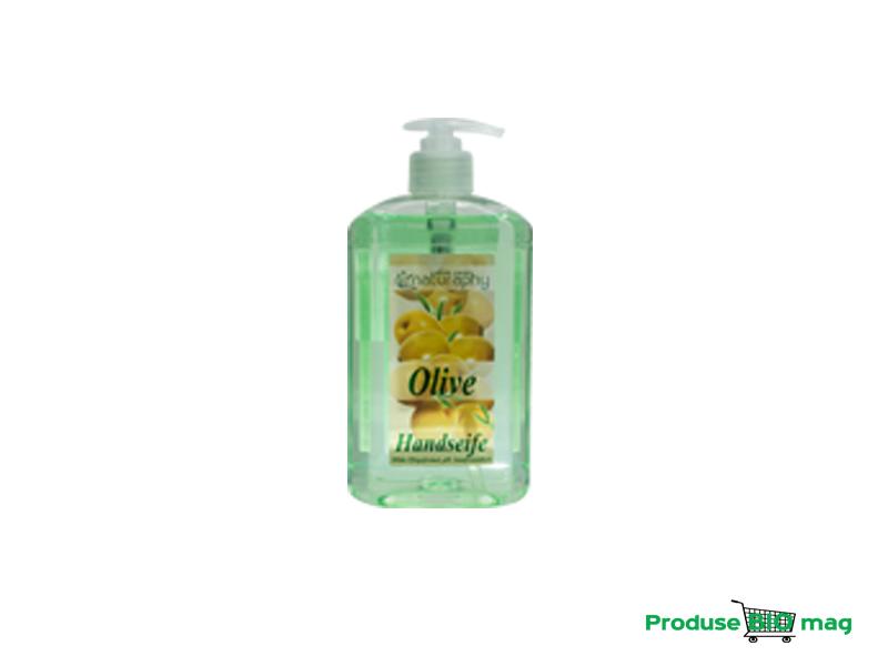 Naturaphy - Sapun lichid din masline verzi produse bio