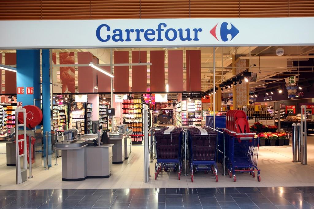 Program magazine sarbatori Carrefour