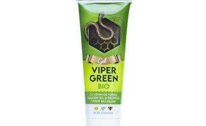 Gel BIO Viper Green cu venin de vipera