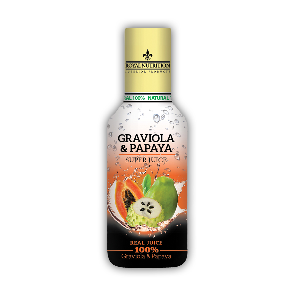 Graviola-Papaya