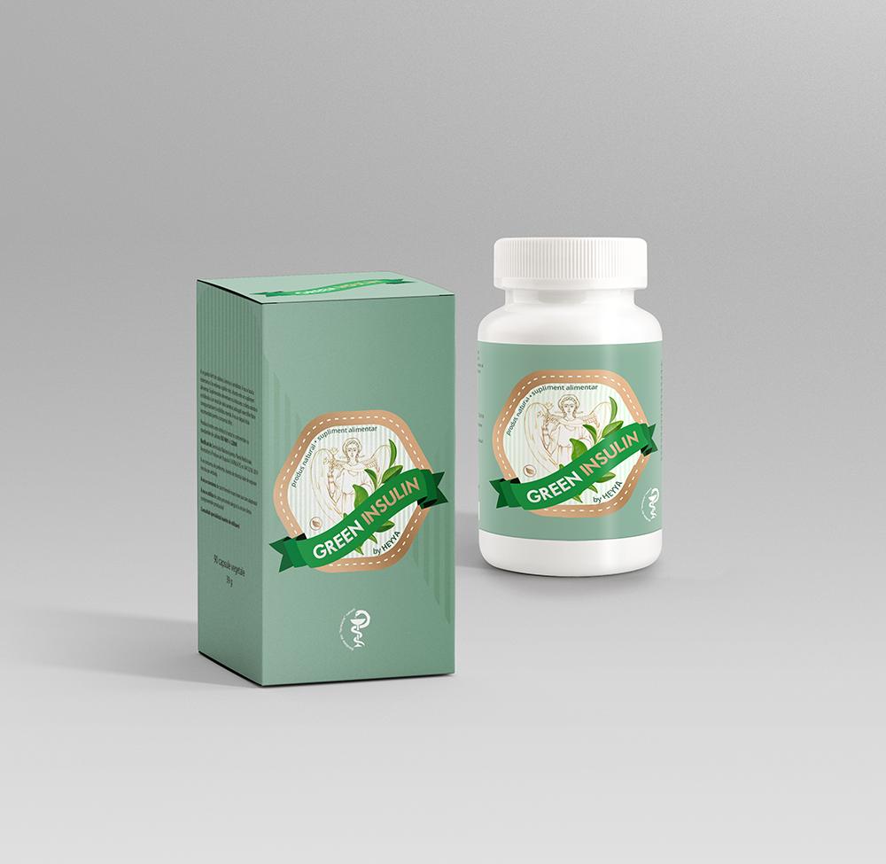 Insulina Verde Regleaza Glicemia, benefic in Diabet Zaharat